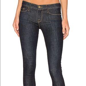 Frame Denim Jeans Skinny Jeanne 24 Sullivan $199